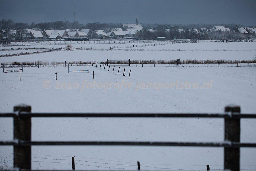 Winters op Ameland