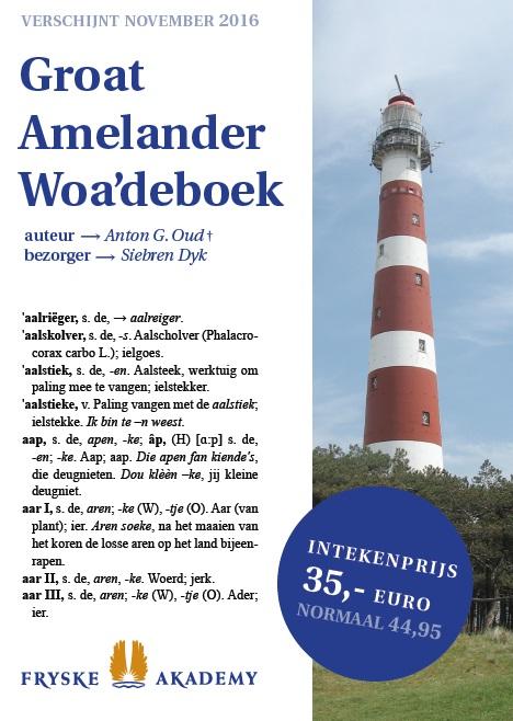 Cover Groat Amelander Woadeboek