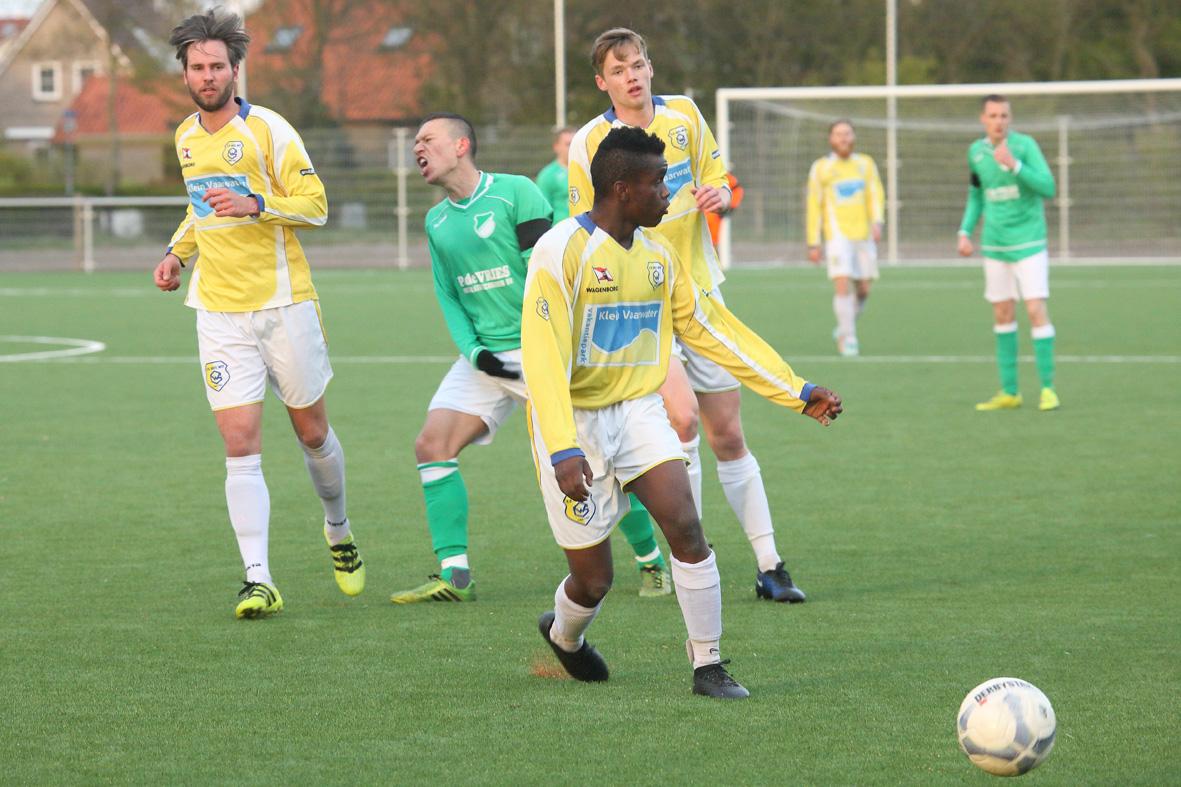 Geel Wit verrast tegen FC Lewenborg