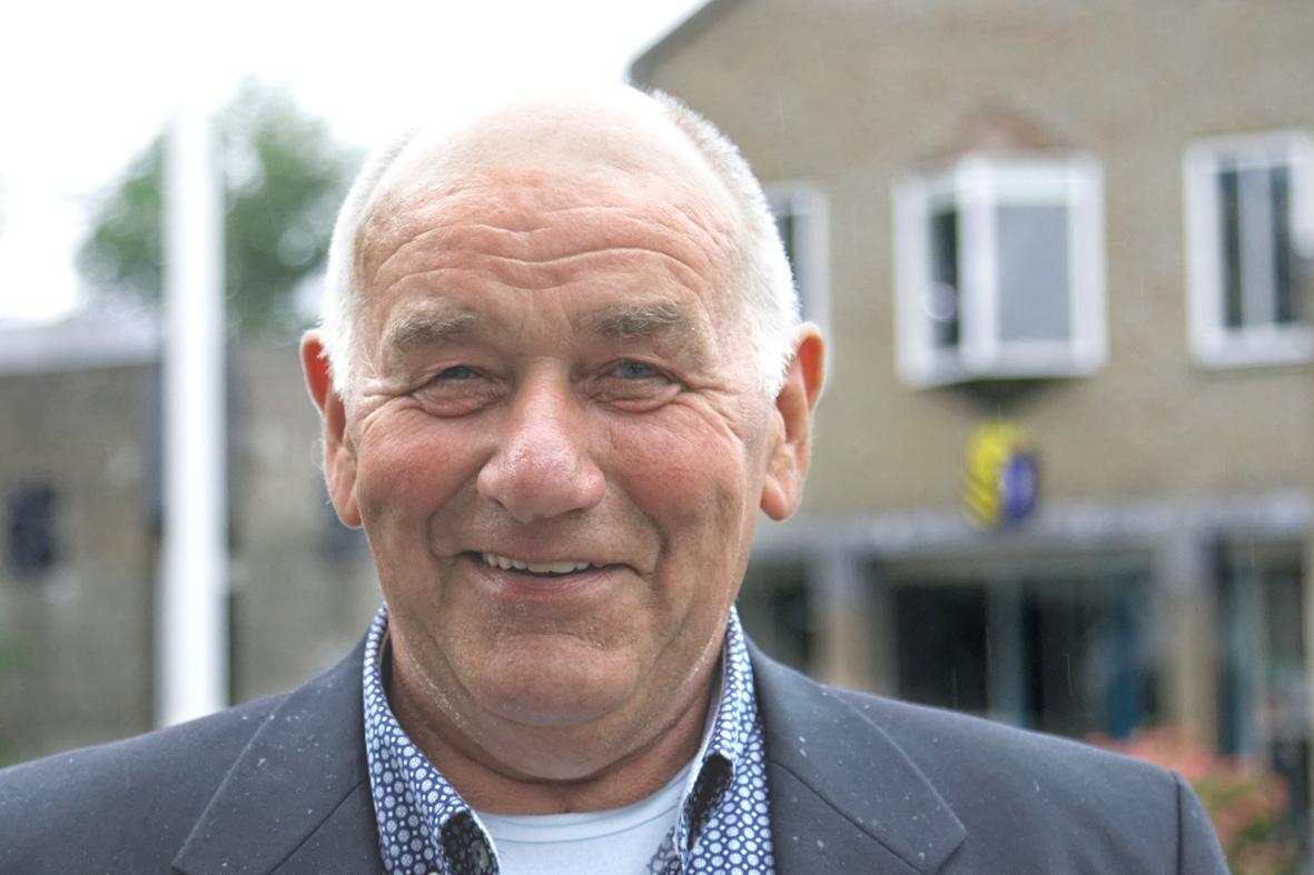 Jeppe Groenewold stapt over naar de VVD